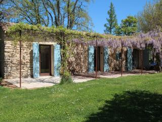 Le Potager - Romantic stone cottage with pool - Saignon vacation rentals