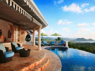 Amazing 4 Bedroom Villa in Gros Islet - Gros Islet vacation rentals