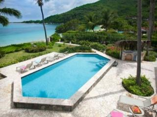 Amazing 6 Bedroom Villa on Mahoe Bay - Mahoe Bay vacation rentals