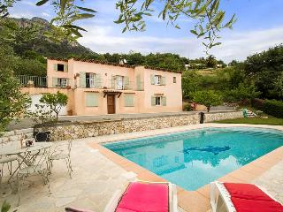 4 bedroom Villa with Internet Access in Saint Jeannet - Saint Jeannet vacation rentals