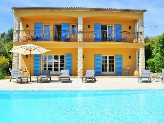 Charming Villa with Internet Access and Television - Tourrette vacation rentals
