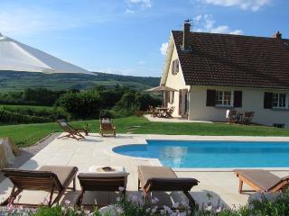 Bright Villa with Internet Access and Parking Space - Remigny vacation rentals