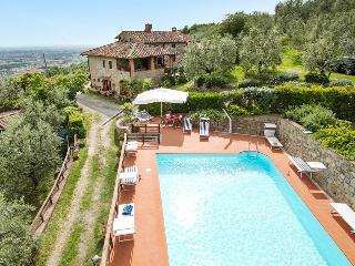 8 bedroom Villa with Internet Access in Larciano - Larciano vacation rentals