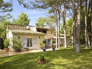 Charming Villa with Internet Access and Television - Maubec vacation rentals