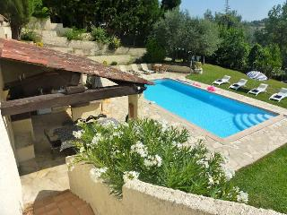 5 bedroom Villa with Internet Access in Saint Jeannet - Saint Jeannet vacation rentals