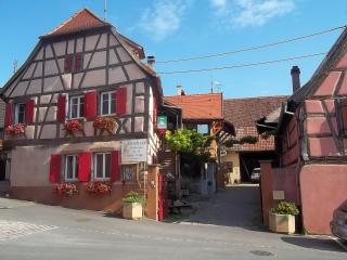Nice Gite with Internet Access and Television - Beblenheim vacation rentals