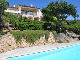 Waterfront villa with heated pool + stunning views - Ramatuelle vacation rentals