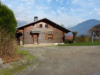 Nice Chalet with Internet Access and Garage - Domancy vacation rentals