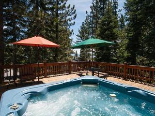 Silver Tip - 3 BR Lake View Home with Hot Tub. - From $220/night! - Tahoe City vacation rentals