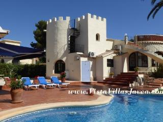 Villa Castella - Javea vacation rentals