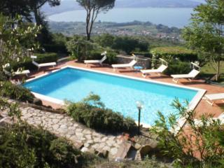 PANORAMIC VILLA - Passignano Sul Trasimeno vacation rentals