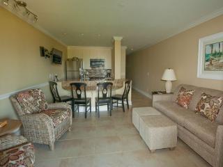 Newly renovated 1 bedroom, 1 bath,  oceanfront Ocean Dunes Villa - Hilton Head vacation rentals