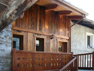 Bellissima casa accogliente nel borgo di Arvier - Arvier vacation rentals