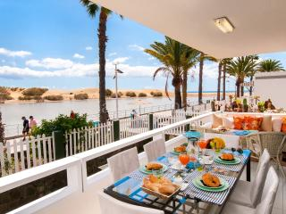 Maspalomas Beach Front Apartment Ref AB - Maspalomas vacation rentals