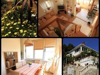 Charming apartment 2+2 sea view - Lumbarda vacation rentals