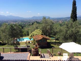 Tuscan Villa rental near Lucca Private pool - Lucca vacation rentals