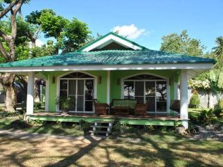 Cozy 2 bedroom Zamboanguita House with A/C - Zamboanguita vacation rentals