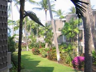 Partial Ocean Views from Alii Villas 215 - Kailua-Kona vacation rentals