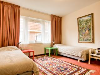 two romantic double bedrooms - Amsterdam vacation rentals
