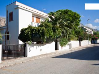Holidays Villa at 400mt from the beach - San Vito lo Capo vacation rentals