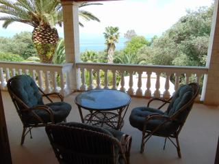 Seaside, quiet luxury villa. 8 to 12 people - Moraitika vacation rentals