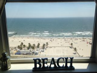Oceanfront Fun...Direct Boardwalk and Ocean Views - Atlantic City vacation rentals