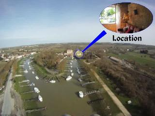 Bright 4 bedroom Watermill in Chenac-Saint-Seurin-d'Uzet - Chenac-Saint-Seurin-d'Uzet vacation rentals