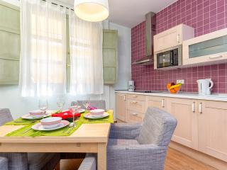Studio with special shared patio in city center H1 - Malaga vacation rentals