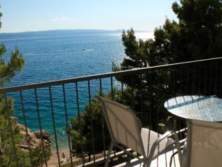 Brand new sea view 2+2 Apartment Vix - Brela vacation rentals