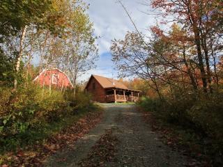 Berkshires Log Cabin with Views! - Charlemont vacation rentals