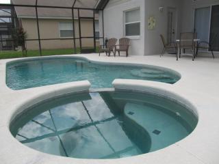 South facing pool. Indian Creek 4 bedroom Home just 3 miles from Disney - Davenport vacation rentals