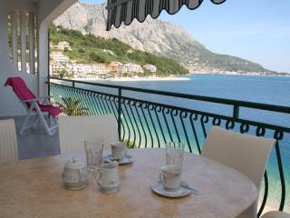 Seafront Apartment FILE A2 - Podgora vacation rentals