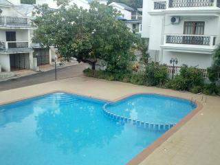 Home again Fantastic pool facing 2 BHK in a Villa - Siolim vacation rentals