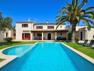 Villa with private pool in Pollensa (Corb Mari) - Pollenca vacation rentals