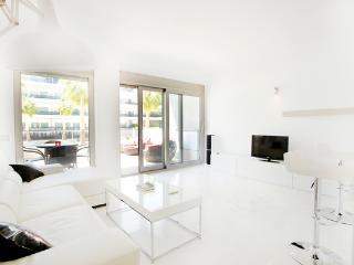 luxury front line playa den bossa apartment - Playa d'en Bossa vacation rentals