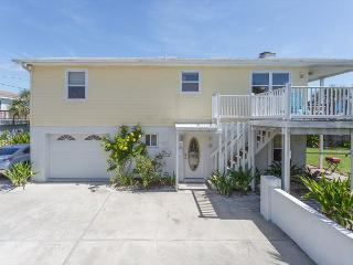 Barefoot Beach House, 4 bedrooms, Ocean Front, Wifi, new HDTVs - Saint Augustine vacation rentals