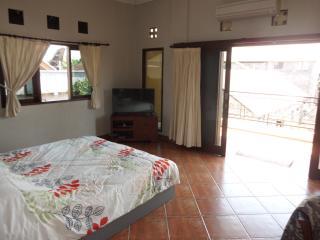 Sanur Bali Kingsized bedroom in private villa - Sanur vacation rentals