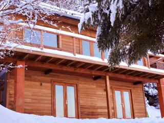Boutique Chalet, Amazing Views, next to Ski Lift - Thollon-les-Memises vacation rentals