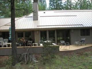 Bright 4 bedroom House in Black Butte Ranch with Deck - Black Butte Ranch vacation rentals