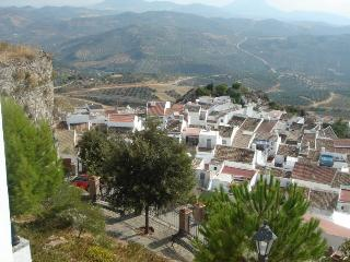 Casa Resolana, white village house, stunning views - Olvera vacation rentals