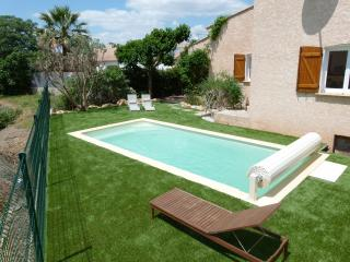 Portiragnes French Holiday Home Private Swimming Pool - Portiragnes vacation rentals