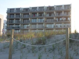 Nice Direct Oceanfront  Condo - Ocean City vacation rentals