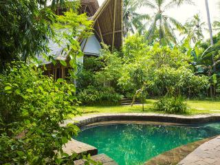 Remarkable Bamboo 3 storey House Pool WIFI nr Ubud - Ubud vacation rentals