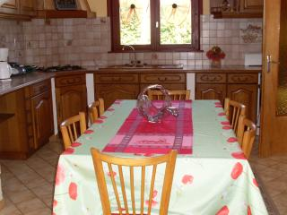 Nice House with Internet Access and Central Heating - Girmont Val d'Ajol vacation rentals