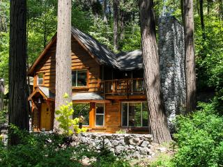 "BURNT MILL CANYON COTTAGE, ROMANTIC ""JUST FOR 2"" - Lake Arrowhead vacation rentals"