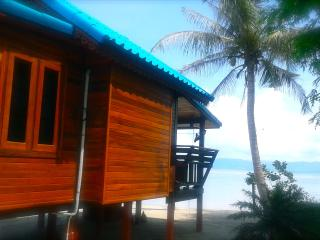 ROMANTIC BEACH HOUSE WITH SUNSET VIEW - Surat Thani vacation rentals