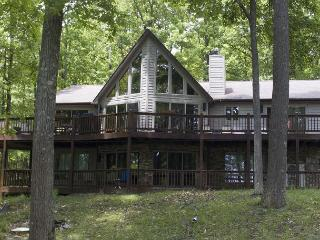 Extraordinary lake chalet with breathtaking lake views! - McHenry vacation rentals
