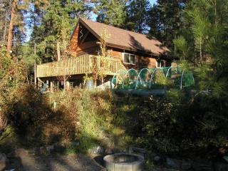 Okanagan cabin retreat & private lakeview property - Lake Country vacation rentals