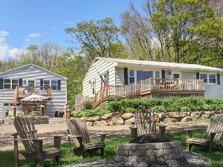 Stunning water views from two family-friendly cottages - dogs welcome! - Boothbay Harbor vacation rentals