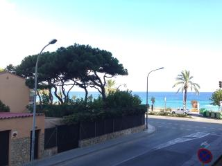 Equipped  apartment just 50 meters from beach - Blanes vacation rentals